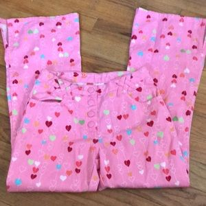 Gymboree Heart Pants